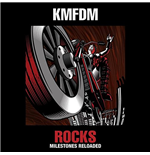 Vynil Kmfdm - Rocks-Milestones Reloaded (2 Lp)