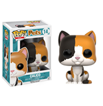 Funko POP! Pets Vinyl Figure Calico 9 cm