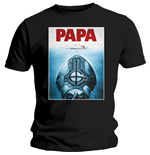 Ghost Men's Tee: Papa Jaws