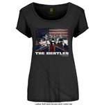 The Beatles Ladies Tee: Washington