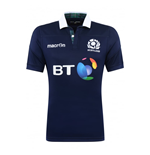 2016-2017 Scotland Home Replica Rugby Shirt (Kids)