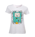 Adventure Time - BMO Flowers T-shirt