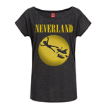 Peter Pan Ladies T-Shirt Neverland