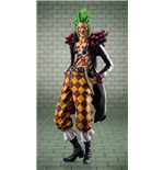 One Piece Excellent Model P.O.P Limited PVC Statue 1/8 Bartolomeo Limited Edition 26 cm
