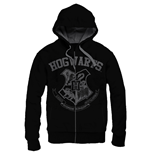Harry Potter Hooded Sweater Hogwarts School Vintage