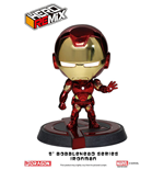 Avengers Age of Ultron Bobble-Head Iron Man Mark XLIII Red/Gold Chrome Ver. 13 cm