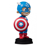 Marvel Comics Mini-Statue Captain America 15 cm