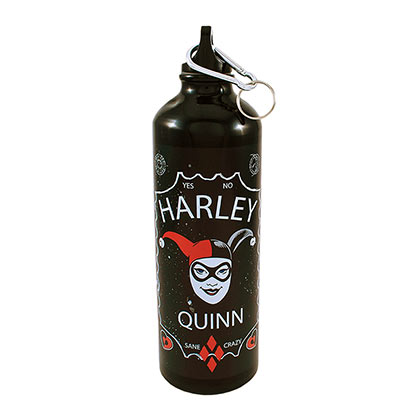 HARLEY QUINN 750ML Aluminum Water Bottle