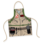 Ghostbusters Cooking Apron Peter Venkman