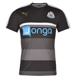2016-2017 Newcastle Puma Training Shirt (Black)