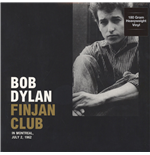 Vynil Bob Dylan - Finjan Club In Montreal, July 2, 1962
