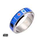 Star Wars Spinner Ring R2-D2