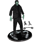 Universal Monsters Action Figure 1/12 Frankenstein Color Ver. Previews Exclusive 15 cm