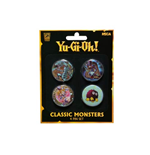 YU-GI-OH! - GI-OH! - Classic Monsters - Badge Set