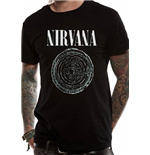 Nirvana - Vestible - Unisex T-shirt Black