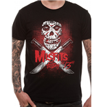 Misfits - Friday 13TH - Unisex T-shirt Black
