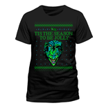 The Joker - T'IS The Season - Unisex T-shirt Black