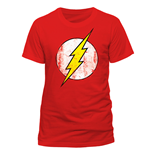 The Flash - Logo - Unisex T-shirt Red