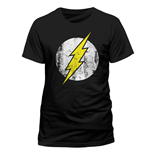 The Flash - Logo - Unisex T-shirt Black