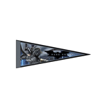 Batman - The Dark Knight - Pennant