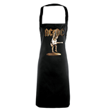 AC/DC - Stiff Upper Lip - Apron Black