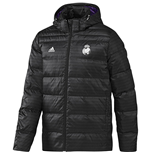 2016-2017 Real Madrid Adidas Down Jacket (Black)