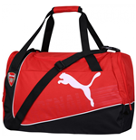 2016-2017 Arsenal Puma evoPOWER Medium Bag (Red)