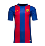2016-2017 Barcelona Home Nike Supporters Tee (Kids)