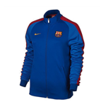 2016-2017 Barcelona Nike Womens N98 Jacket (Royal)