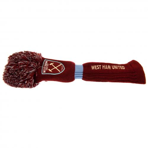 West Ham United F.C. Headcover Pompom (Fairway)
