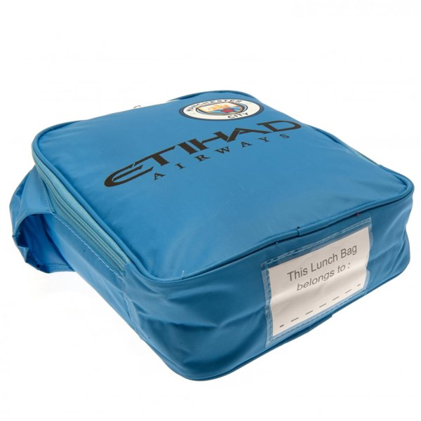 Manchester City F.C. Kit Lunch Bag