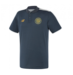 2016-2017 Celtic Pro Training Polo Shirt (Thunder)