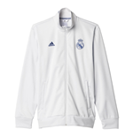 2016-2017 Real Madrid Adidas 3S Track Top (White)