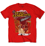 Dead Kennedys Men's Tee: Kill The Poor