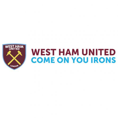 West Ham United F.C. Wall Sticker Set NC