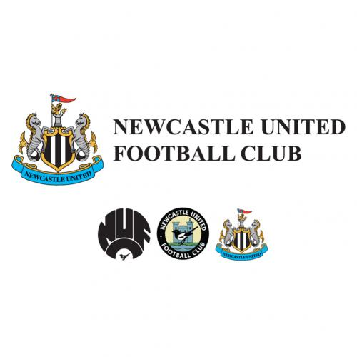 Newcastle United F.C. Wall Sticker Set NC
