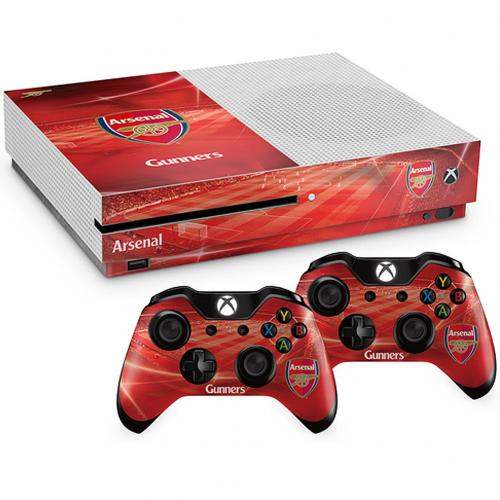 Arsenal F.C. Xbox One S Skin Bundle