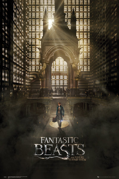 Fantastic Beasts One Sheet 1 Maxi Poster