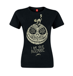 Nightmare Before Christmas Ladies T-Shirt I Am Your Nightmare