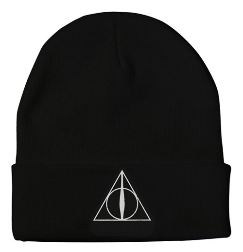 Harry Potter Beanie Deathly Hallows