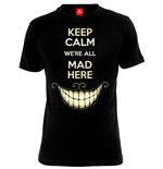 Alice in Wonderland T-Shirt Keep Calm