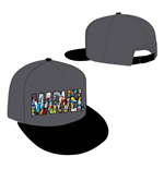 Marvel Comics Premium Cap Comic Logo