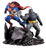 Batman The Dark Knight Returns Statue Superman vs. Batman 28 cm
