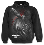 Negan - Just Getting Started - Walking Dead Hoody Black
