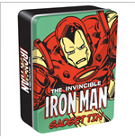Marvel Tin Box  - Iron Man
