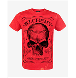 "Alchemy - T-shirt AEA ""Redlabel Webnet"" Furious Red"