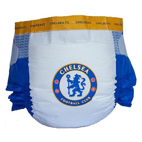 Chelsea F.C. Disposable Nappies
