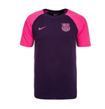 2016-2017 Barcelona Nike Match Tee (Purple)