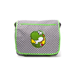 Nintendo - Yoshi Checkered Messenger Bag