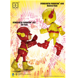 DC Comics Hybrid Metal Action Figure 2-pack Reverse Flash & The Flash 14 cm